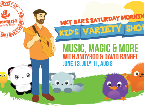 MKT BAR : Music, Magic & More!